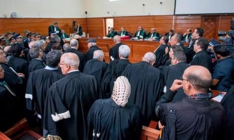 Evénements d'Al Hoceïma : Le procès reporté au 5 janvier