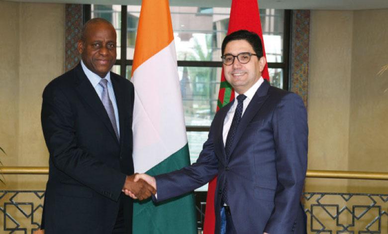 La Côte d'Ivoire et le Maroc partagent la même vision sur la gestion de la question migratoire