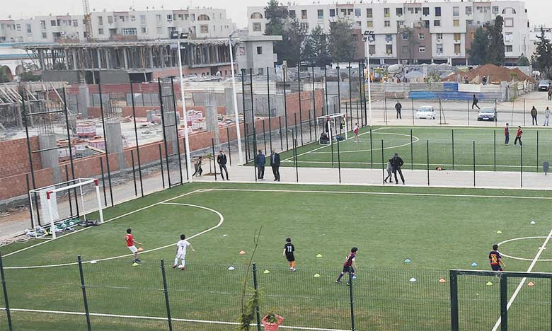 Rachid Talbi Alami remet à plat la gestion  des Centres sociaux sportifs de proximité