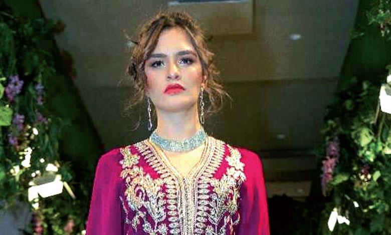 Un défilé de caftans et robes de soirée à Marrakech