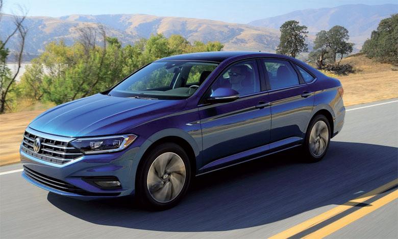 La nouvelle Volkswagen Jetta  dévoilée au Salon de Detroit
