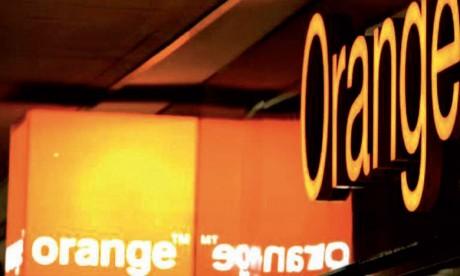 Orange gagne 25 places  dans le classement mondial