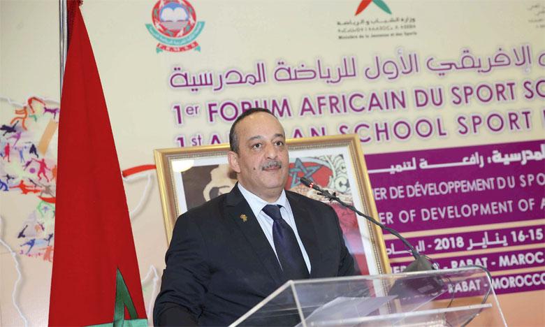La coopération Sud-Sud au service du sport africain