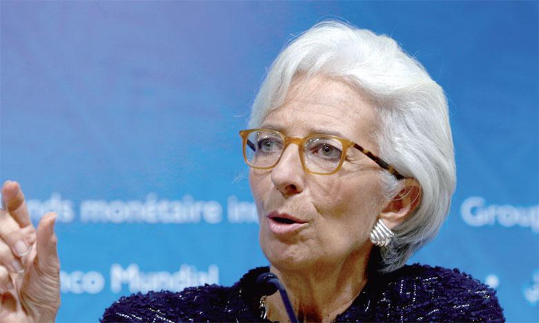 Le FMI confirme ses 3,7% pour 2018