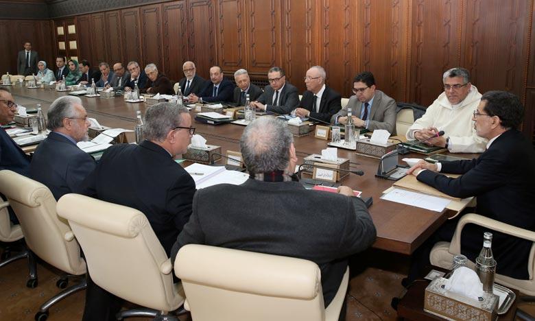 Le Conseil de gouvernement adopte le projet de loi n° 84-17