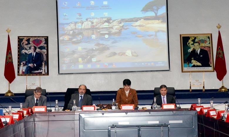 Le ministère de l'Intérieur et les collectivités territoriales sont concernés par 36,7% de l'ensemble des plaintes recevables devant l'institution. Ph : MAP