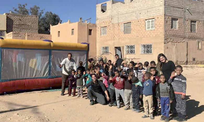 «Expedición Sonrisa»: redonner  le sourire aux enfants du Haut Atlas
