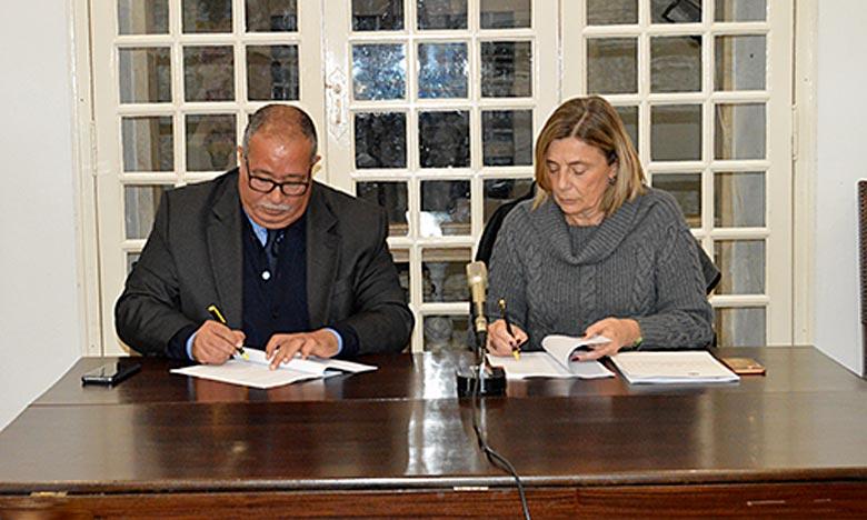 La région de Marrakech-Safi et l'Université d'Evora s'allient