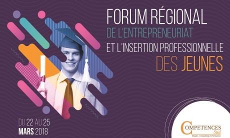 Première édition du Forum Régional de l'Entrepreneuriat et l'insertion professionnelle des jeunes