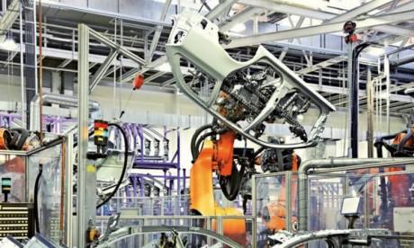 La production industrielle se replie de 0,5% en novembre