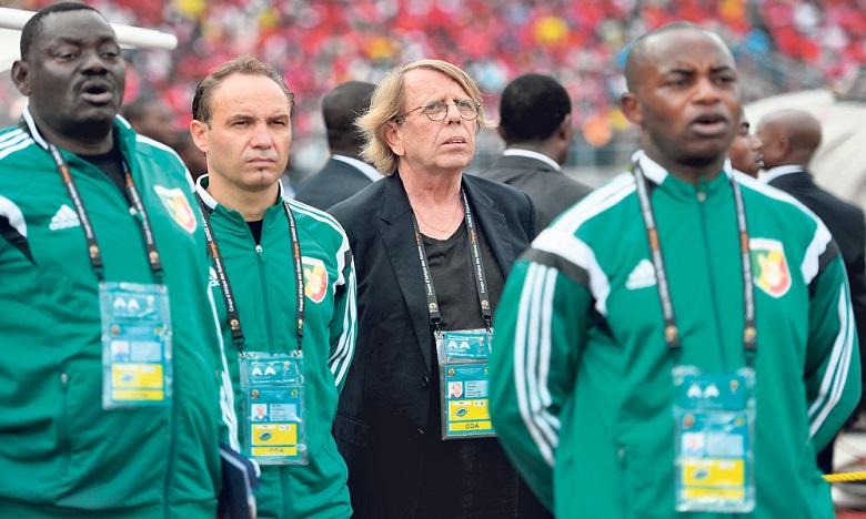 Le Maroc, la Zambie et l'Ouganda en tête des favoris selon Claude Leroy