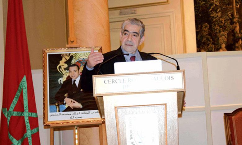 Le président du CNDH retrace l'évolution des droits de l'Homme au Maroc