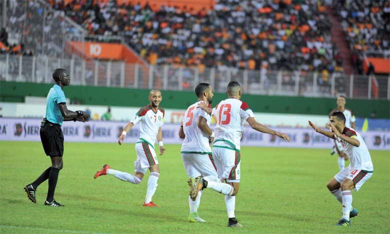 Le Maroc conforte sa place dans le top40 mondial