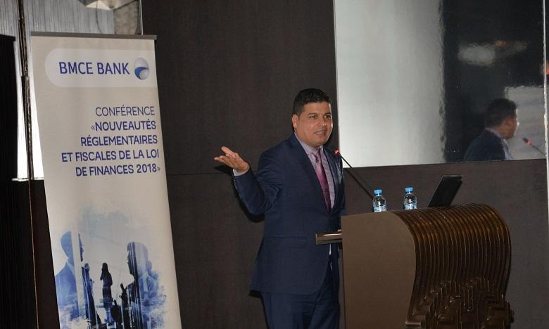 BMCE Bank sensibilise les entreprises sur les réformes de la loi de finances 2018