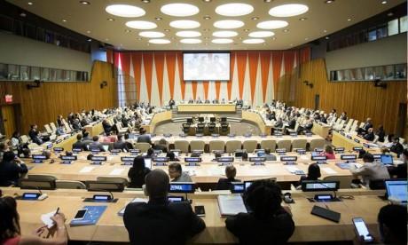 Le Maroc abrite la 2e Conférence internationale des ONG membres de l'ECOSOC