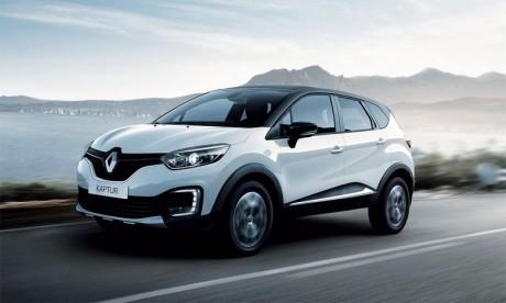 Renault Captur se réinvente
