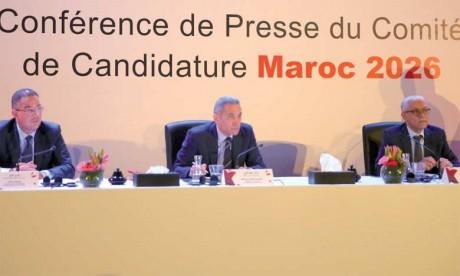 Moulay Hafid El Alami: «Le Maroc sera prêt à temps,  avec un dossier qualitatif»