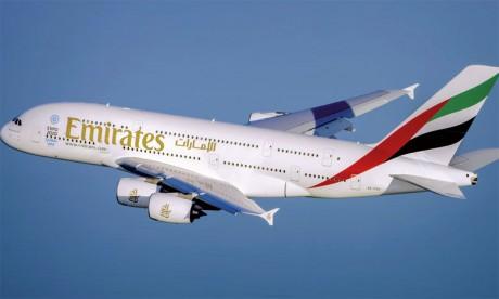 Nouvelle offre tarifaire  pour les clients d'Emirates