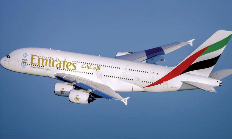 Emirates a accueilli cette année son 100e A380.