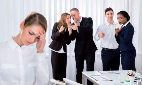Un salarié, qui trouve le temps de circuler entre les bureaux et raconter des histoires, est un salarié dont la charge de travail n'est pas calibrée.