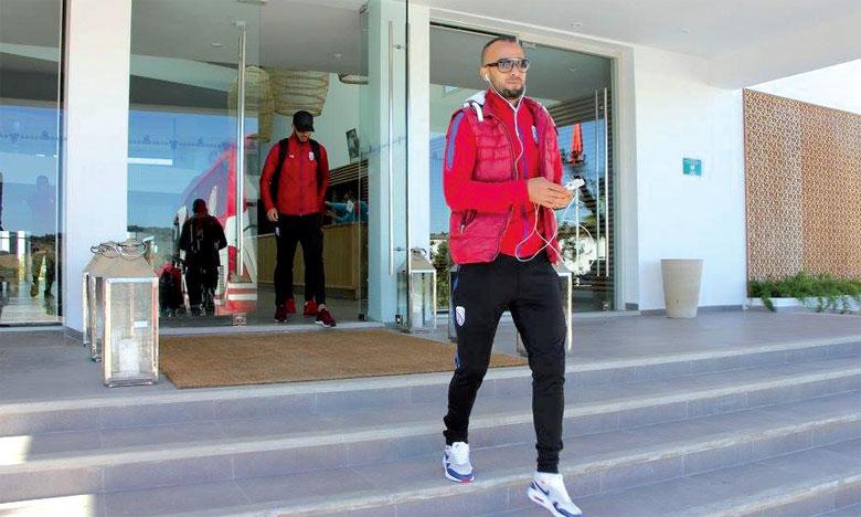 Benhnia avait rejoint le MAT en juillet dernier et avait déjà joué pour le club entre janvier2012 et septembre2013.