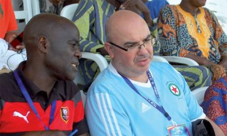 «Il faut que le public marocain montre sa passion pour le football africain et non pas seulement pour les matchs du Maroc»