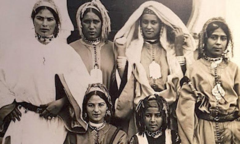 «Portraits du Maroc:  19e-20e siècles»