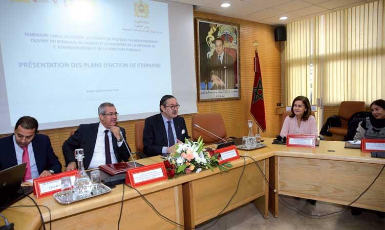 Le Maroc veut tirer profit de l'expérience espagnole