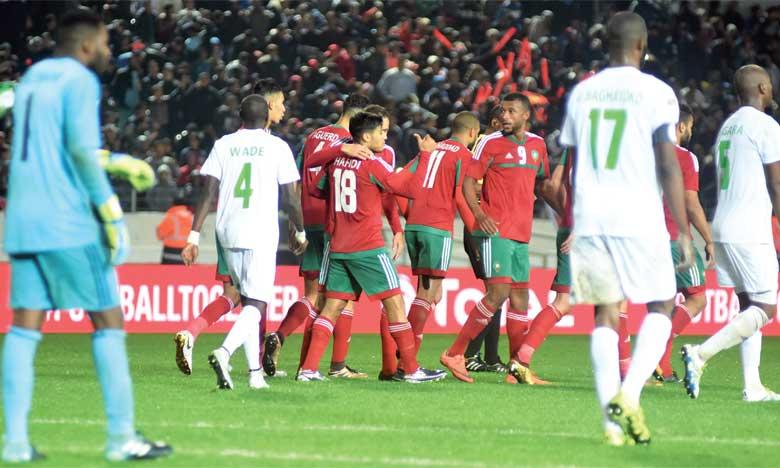 Le Maroc affronte le Soudan pour la première place du groupe A et pour rester à Casablanca