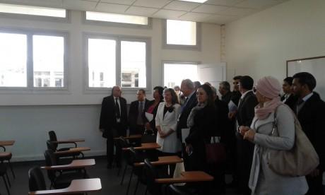 L'Entrepreneurship Center ouvre ses portes à Casablanca