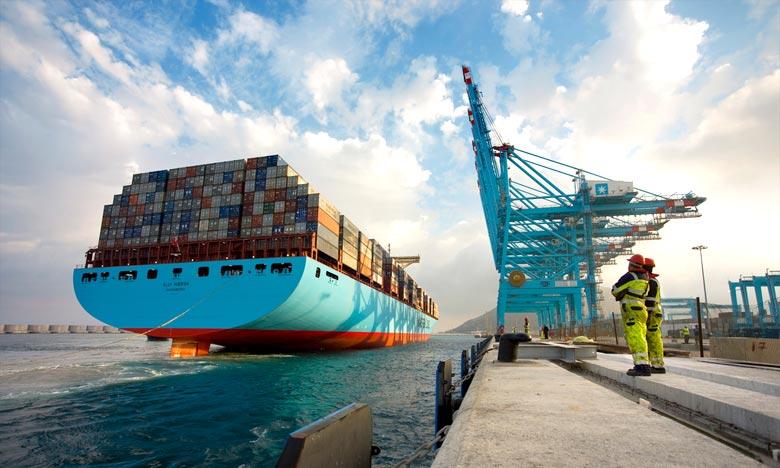 Tanger Med dépasse pour la première fois la barre des 50 millions de tonnes annuels