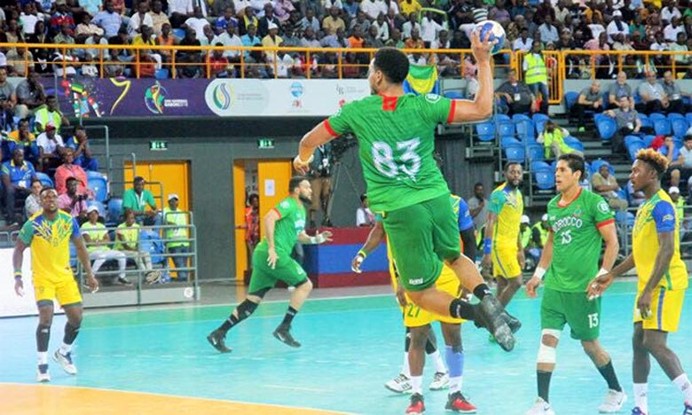 Le Maroc bat le Gabon et passe en demi-finale