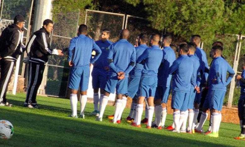 Après les Morabitines, les Lions s'attaquent  à la Guinée pour une place en quarts