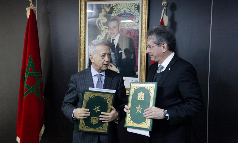 La coopération maroco-panaméenne vise à octroyer aux entreprises de transport aérien désignées par les deux pays les droits de trafic, garantir la désignation et l'autorisation d'exploitation des services aériens. Ph : MAP