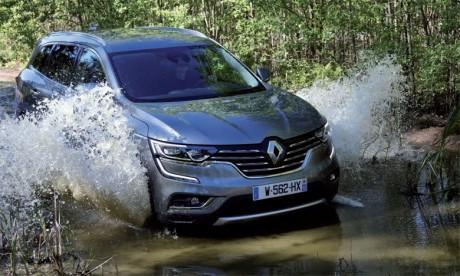 Renault place la barre très haut