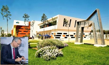 Le président de l'Université Mundiapolis réélu à la présidence de la Macece