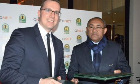 Ahmad Ahmad appelle le Maroc à  «travailler davantage» sur la communication