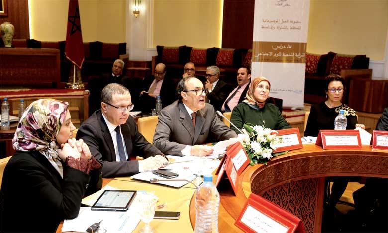 Habib El Malki : La budgétisation sensible au genre est un mécanisme efficient pour évaluer le degré de respect par le gouvernement de ses engagements constitutionnels et juridiques en matière de réduction des inégalités entre les sexes.