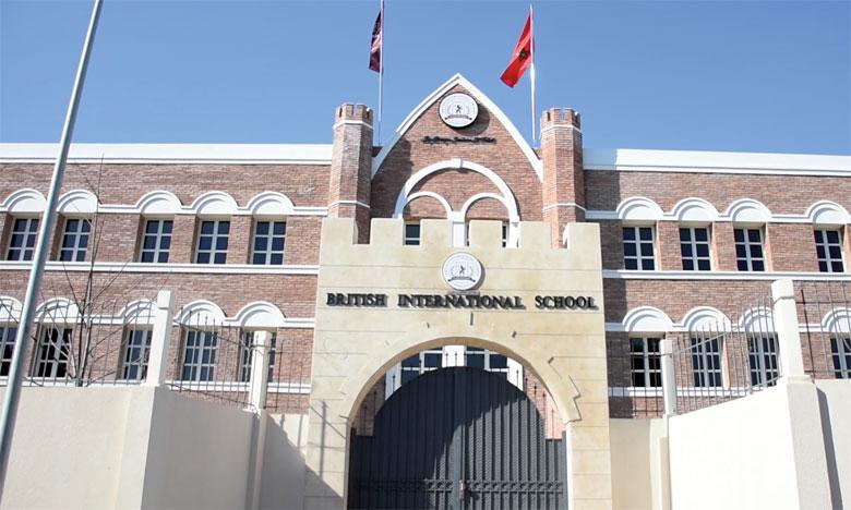 British International School accueille les collégiens pour la rentrée2018-2019