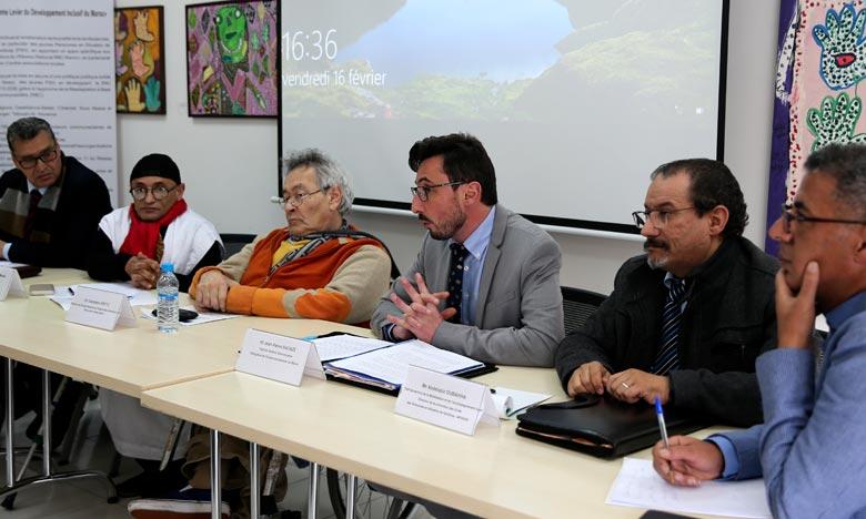 Lancement à Rabat d'un projet pour la promotion de la situation des personnes en situation de handicap