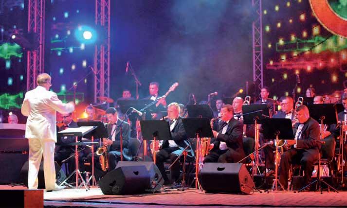 Des concerts de qualité pour le plaisir des mélomanes