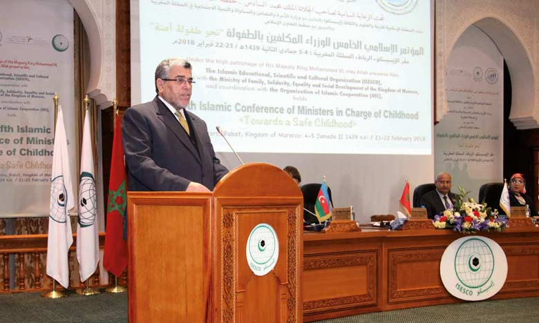 S.M. le Roi appelle la Communauté internationale à assumer sa responsabilité face aux différentes formes de violence et d'exploitation dont sont victimes les enfants