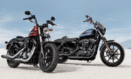 Harley-Davidson lance de nouveaux Sportster