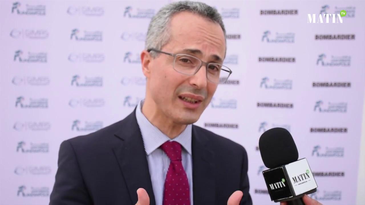 Amine Bensaïd réélu Président de la Commission Maroco-Américaine pour l'Echange Educatif et Culturel