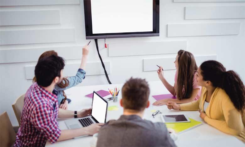 «Le monde du digital appartiendra à ceux qui sauront travailler ensemble.»