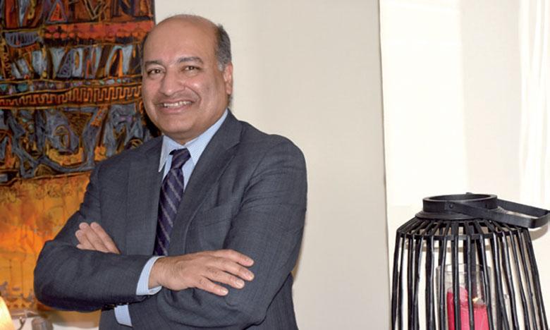 Sir Suma Chakrabarti.