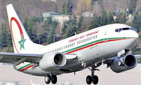 Les pilotes de Royal Air Maroc rebrandissent la carte des salaires