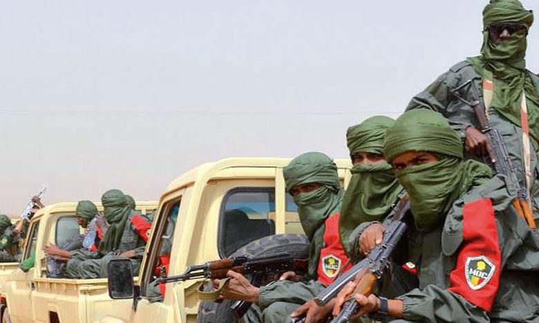 Le nord du Mali était tombé en mars-avril2012 sous la coupe de groupes jihadistes liés à Al-Qaïda.                                                                                                   Ph. AFP