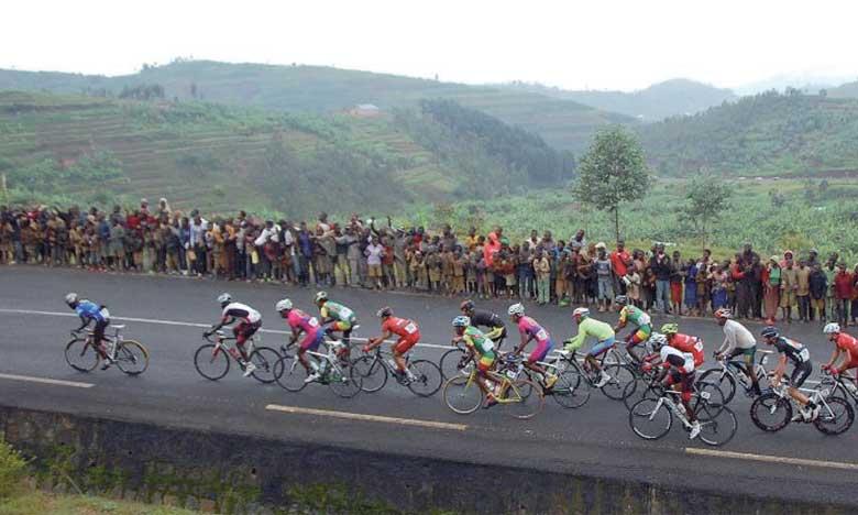 Le Maroc représenté par une délégation de cinq coureurs