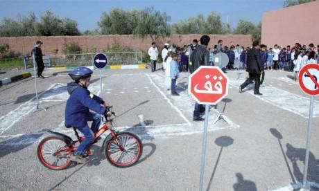 Clôture des activités de la caravane itinérante de la sécurité routière